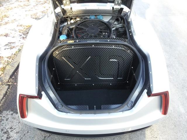 Volkswagen XL1 (European model), New York City, Dec 2013