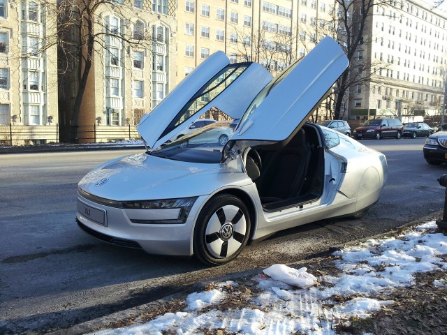 Volkswagen dedicated hybrid Prius fighter to be called XL3?