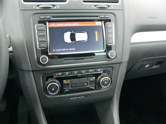 Euro-spec Volkswagen Golf TDI - 5/09