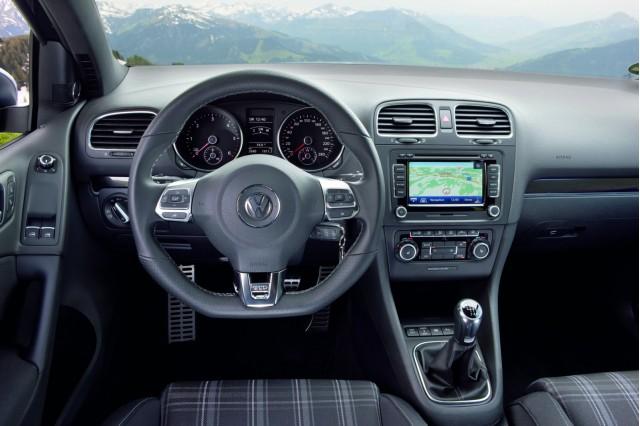 2010 Volkswagen Golf GTD (Euro)