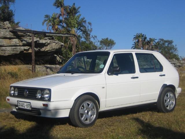 2009 Volkswagen CitiGolf (South Africa)
