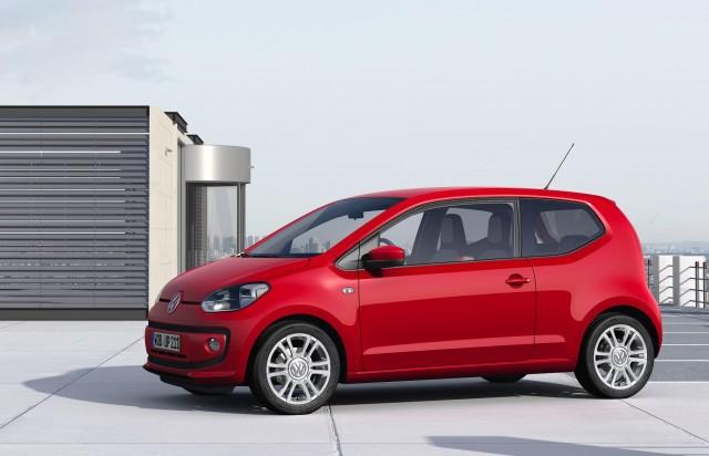 Volkswagen up! production version