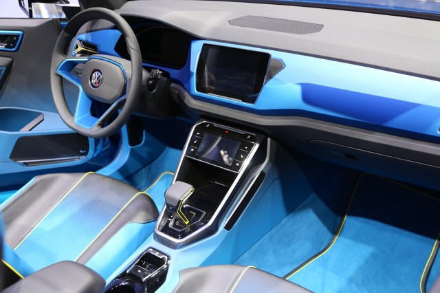 Bentley Bentayga Interior >> VW T-Roc compact SUV bound for US, possibly tiny T-Cross