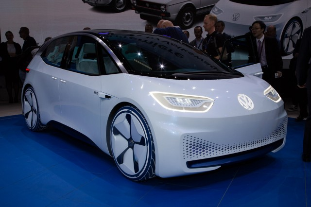 Volkswagen veers towards electric cars
