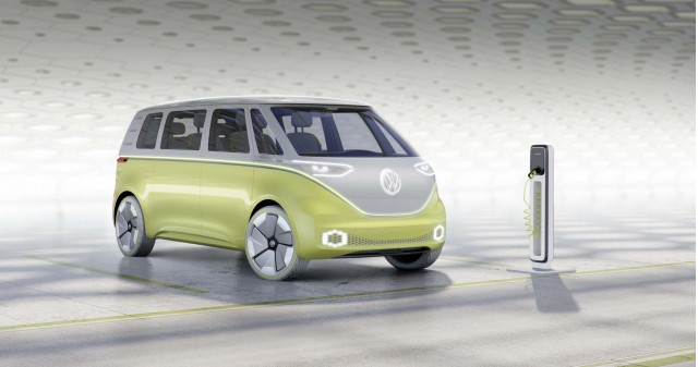 Volkswagen S 5 Electric Cars Start In 2019 What We Know So Far