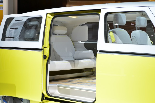 All Electric Vw Id Buzz Microbus Confirmed For Production
