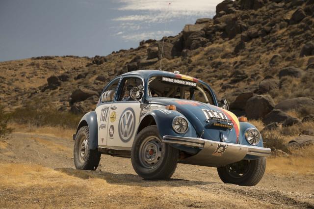 Volkswagen looks back on 50 years of Baja racing