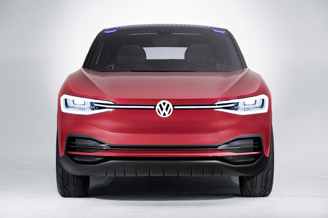 Fifth Vw Id Electric Car To Be Upmarket Suv Beach Buggy Might