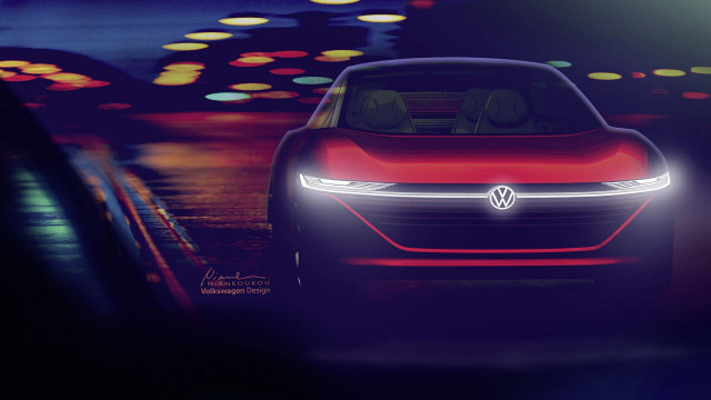 Volkswagen ID Vizzion concept debuts with Level 5 automation