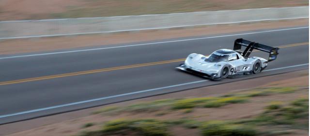 Volkswagen ID R Pikes Peak racer, Jim Resnick photo