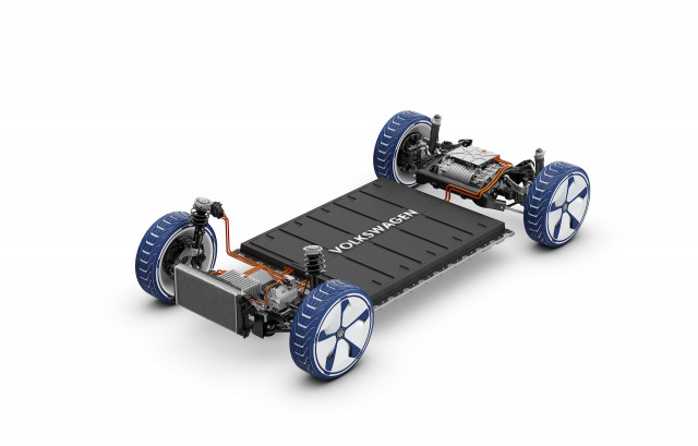 VW Battery Packs
