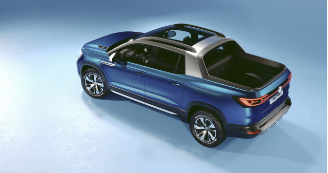 2019 Honda Accord Vw Pickup Concept Faraday S Future What S New