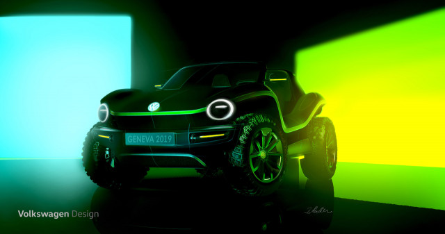Dude, VW's Dune Buggy is Fully Electric