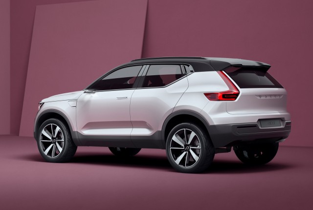 Volvo Will Build Compact Electric Car In Along With Larger Model