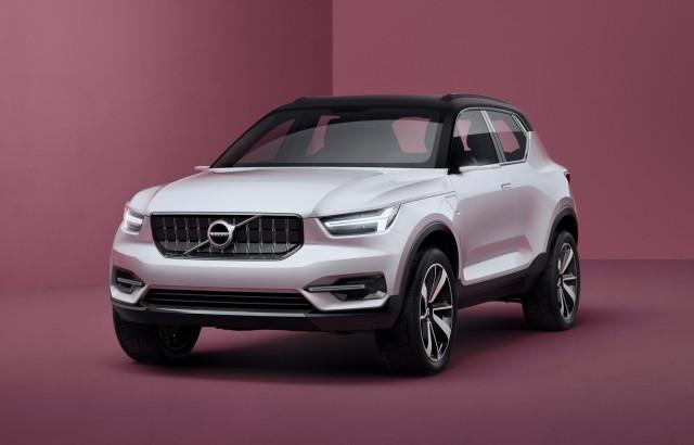 Volvo 40 1 Concept