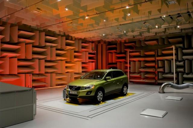 Volvo Acoustic Design Lab