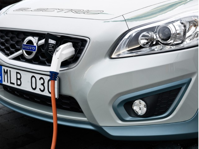 2017 Volvo C30 Electric