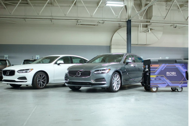 Volvo invests in Freewire