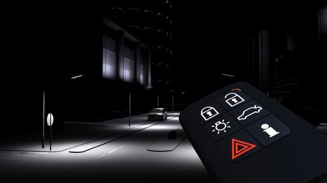 Volvo Personal Car Communicator (PCC)