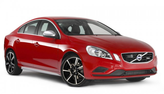2011 Volvo S60 Performance Project