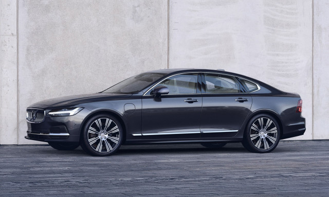 Volvo earns highest safety marks with sweep of Top Safety Pick+ awards