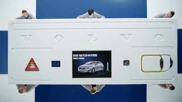 Volvo V60 Plug-in Hybrid Unboxing Video