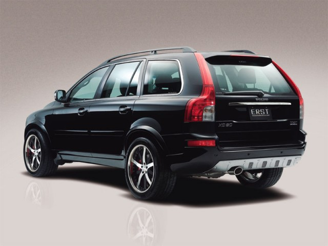 erst tuned volvo xc90. Black Bedroom Furniture Sets. Home Design Ideas