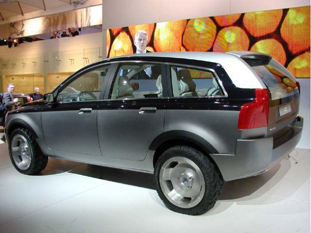 Volvo SUV Concept
