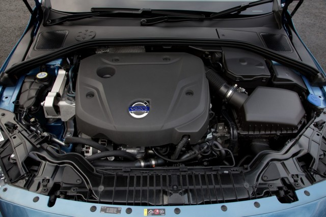 Volvo's new Drive-e diesel engine