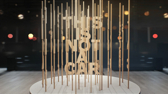"Volvo's ""This is not a car"" statement for 2018 LA auto show"