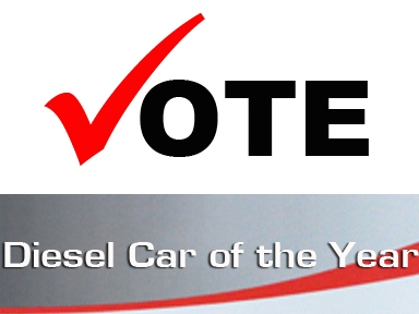 Vote for the Diesel Car of the Year
