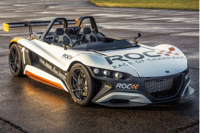 VUHL is bringing its updated 05 ROC Edition to the Race of Champions in Miami