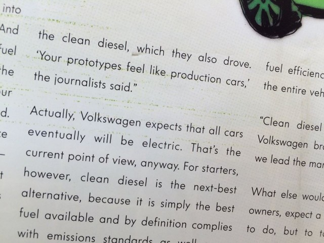 VW Driver magazine, Spring/Summer 2007 issue, distributed by Volkswagen to its owners in the U.S.