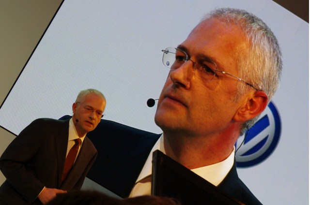 VWoA's CEO Sees More American VWs