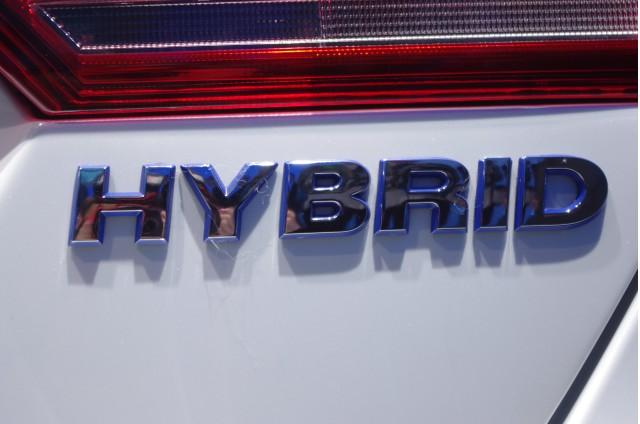 Hybrid Badge