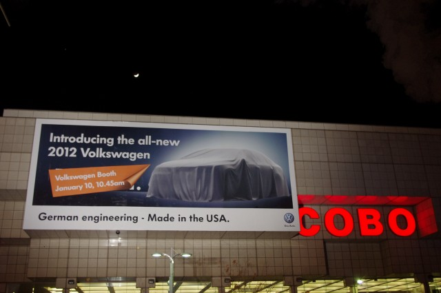 VW's Preview Night Banner