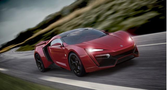 3 4 Million Lykan Hypersport Debuts In Production Trim At Dubai