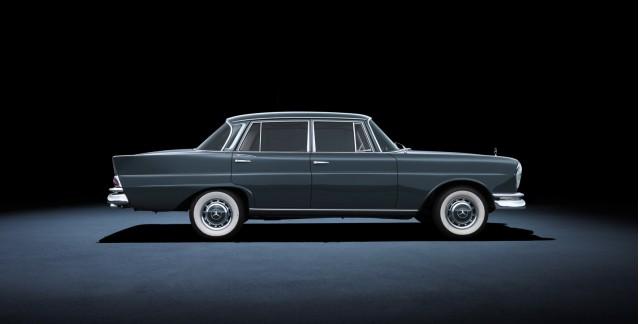 W111 Mercedes-Benz 220 SE (1959 to 1965)
