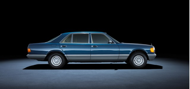 W126 Mercedes-Benz S Class (1979 to 1991)