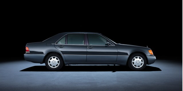 W140 Mercedes-Benz S Class (1991 to 1998)