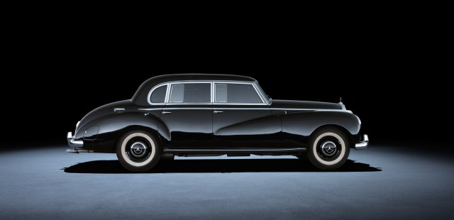 W186/W189 Mercedes-Benz 300 (1951 to 1962)