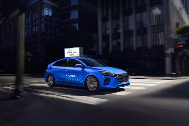 WaiveCar Hyundai Ioniq Electric