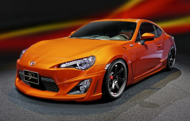 Wald Scion FR-S