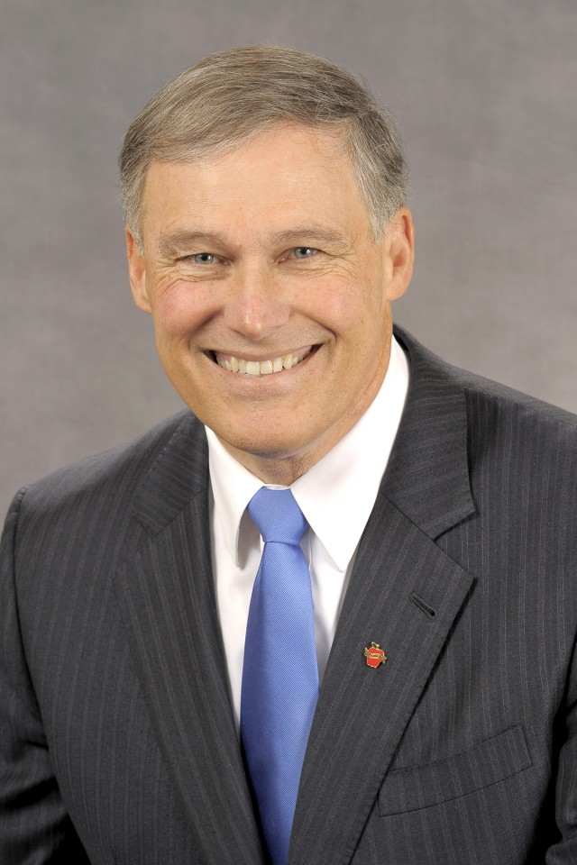 Washington Governor Jay Inslee