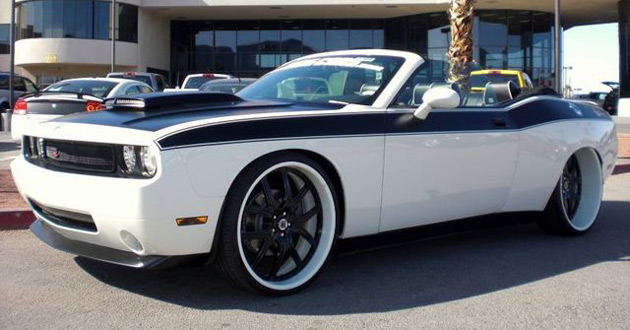 West Coast Customs Cars For Sale >> Ebay Watch Dodge Challenger Widebody Convertible By West Coast