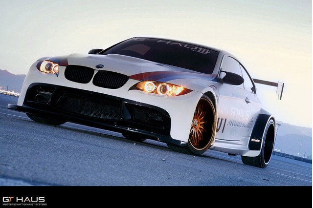 Widebody BMW M3 by GTHaus