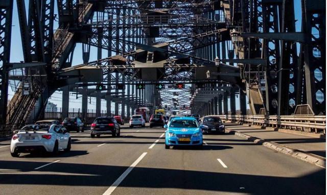 Wiebe Wakker in Sydney