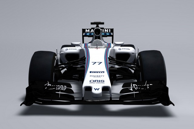 Williams FW37 2015 Formula One car