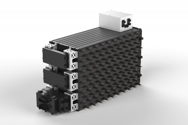 XING Modular Battery System