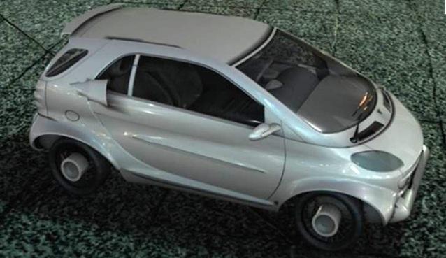 XP Technology concept vehicle